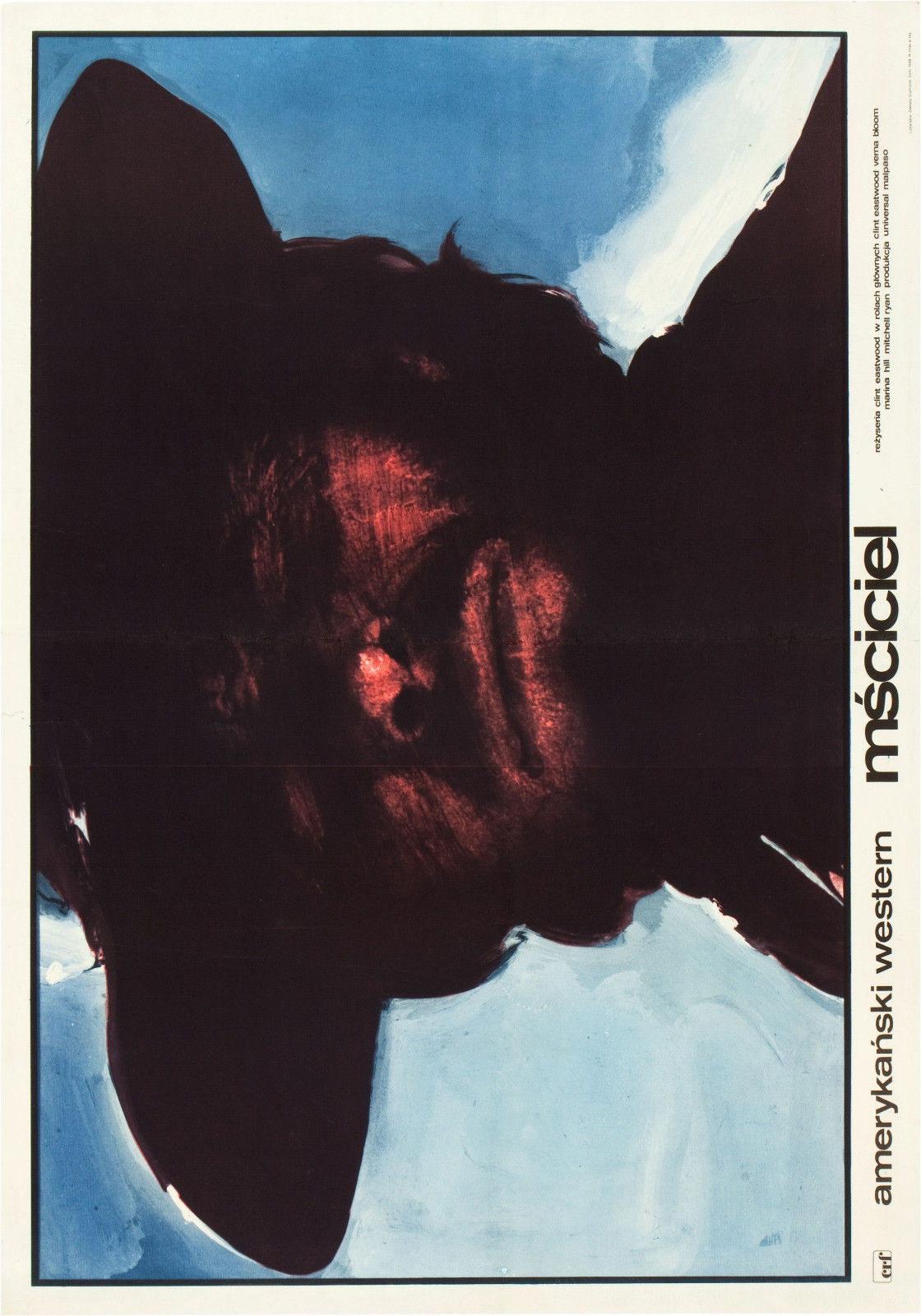 73103-HIGH-PLAINS-DRIFTER-Movie-Clint-Eastwood-Western-Wall-Print-Poster-Affiche