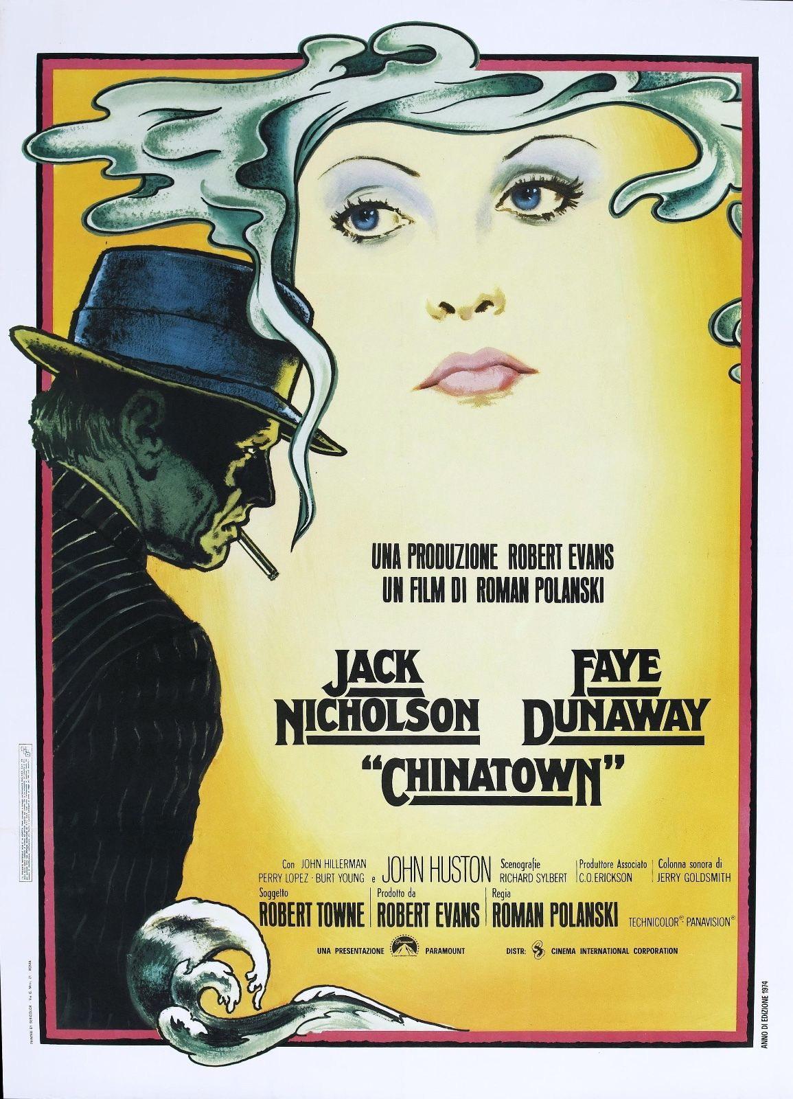 73265-Chinatown-Movie-1974-Drama-Thriller-Wall-Print-Poster-Affiche