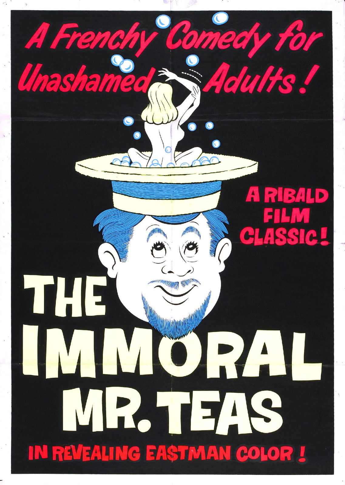 73657-THE-IMMORAL-MR-TEAS-Movie-Russ-Meyer-Wall-Print-Poster-Affiche