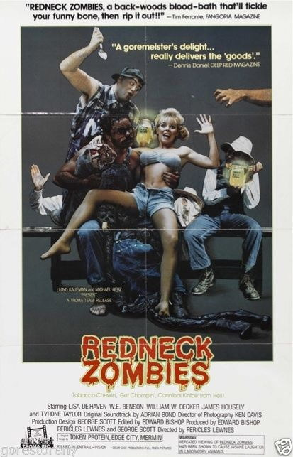 73796-REDNECK-ZOMBIES-Movie-Comedy-Troma-Films-vhs-Wall-Print-Poster-Affiche