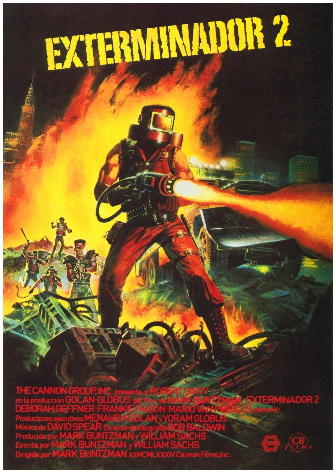 73904-Exterminator-2-Movie-1984-Thriller-Action-Wall-Print-Poster-Affiche