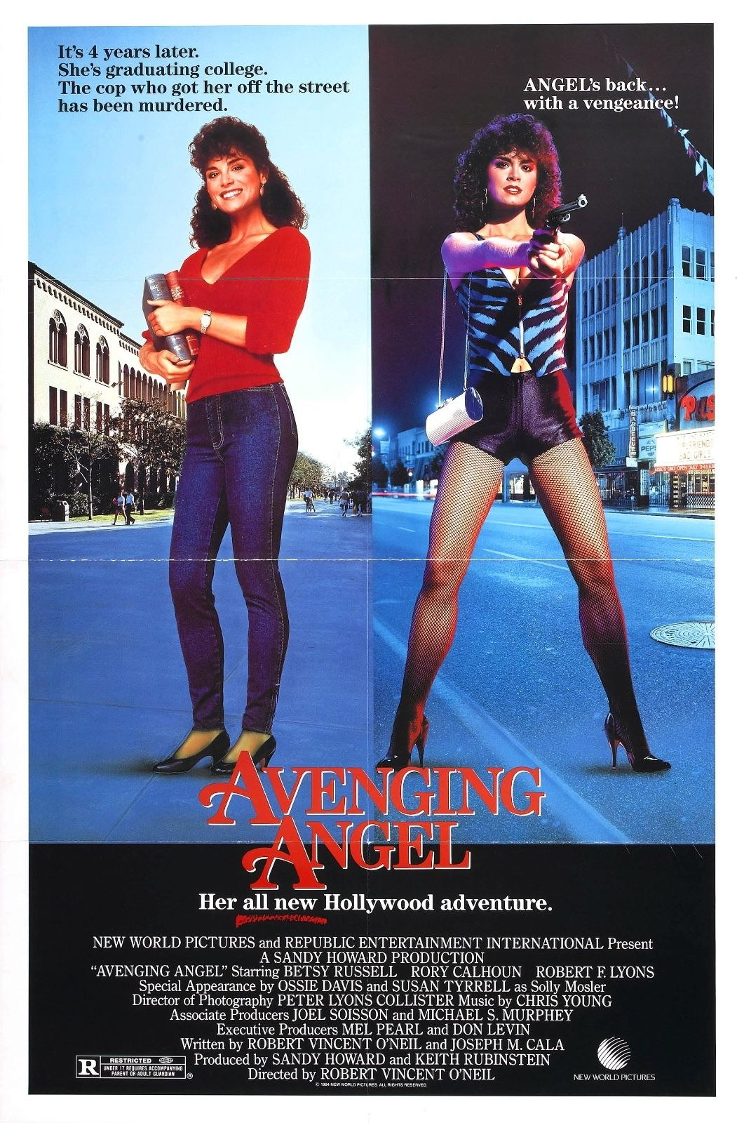 73983-Avenging-Angel-Movie-1985-Thriller-Action-Wall-Print-Poster-Affiche