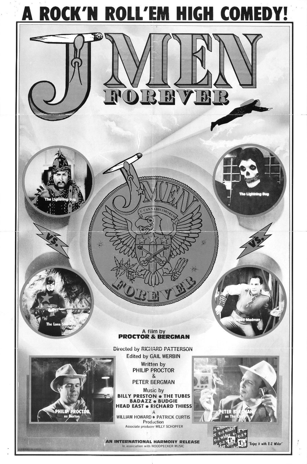 74015-J-Men-Forever-Movie-1979-Comedy-Wall-Print-Poster-Affiche