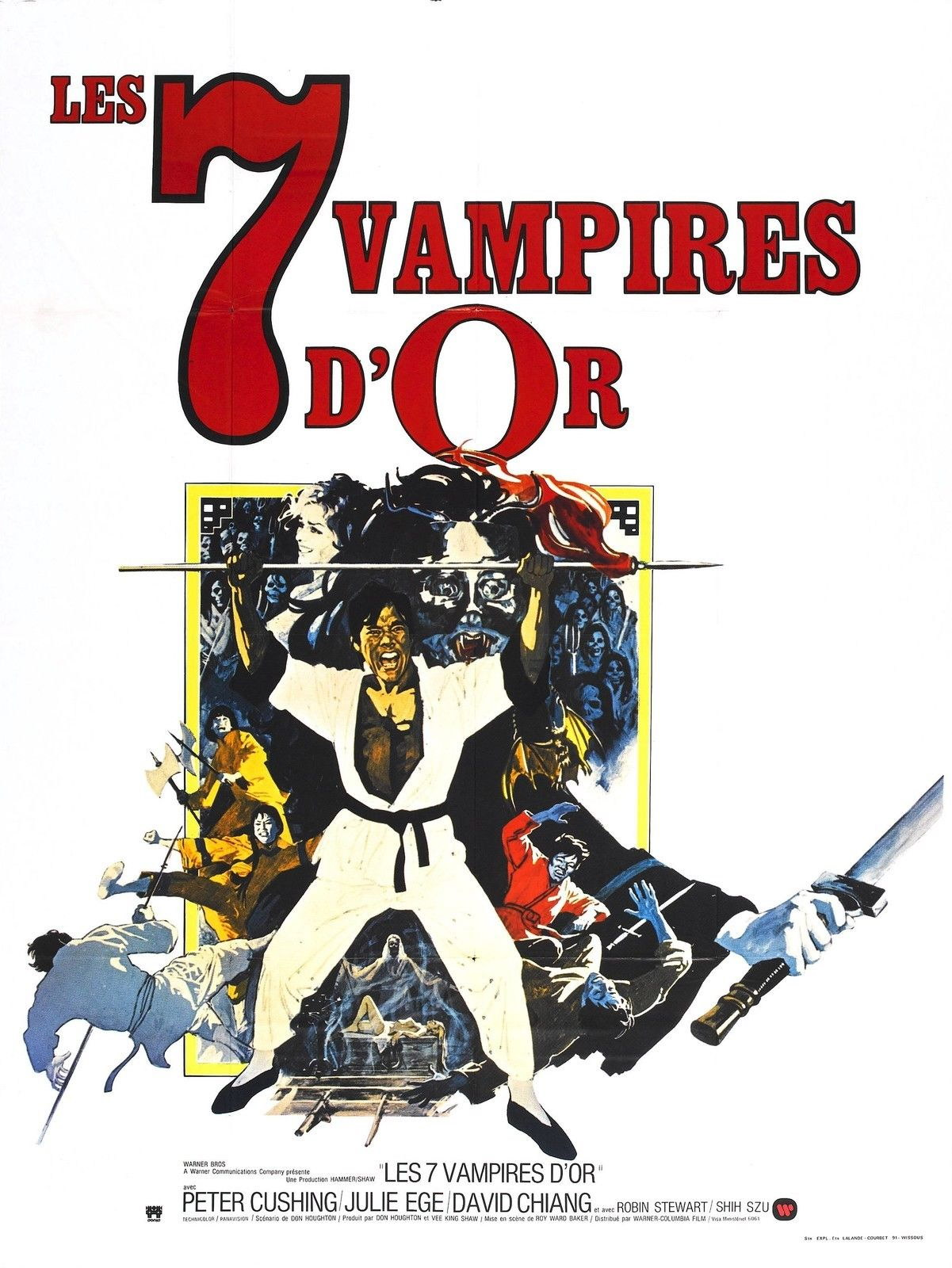74201-7-BROTHERS-MEET-DRACULA-Movie-Kung-Fu-Wall-Print-Poster-Affiche