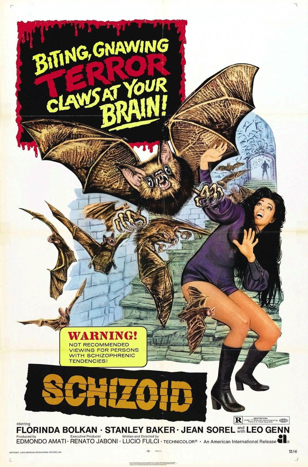 74293-A-LIZARD-IN-WOMENS-SKIN-Movie-1971-Lucio-Fulci-Wall-Print-Poster-Affiche