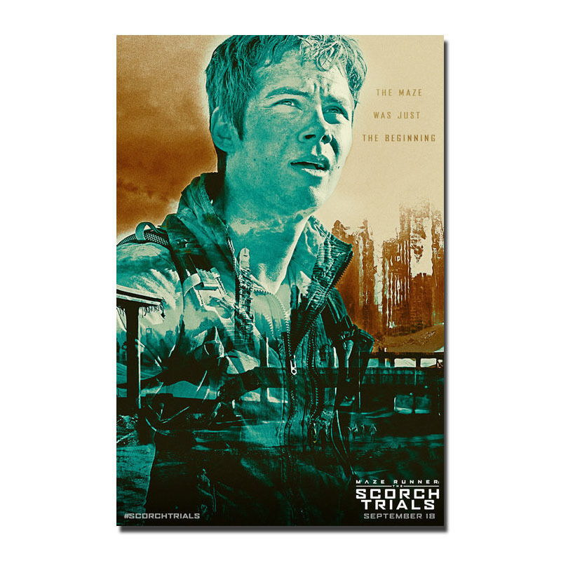 137147-The-Maze-Runner-The-Death-Cure-Hot-Movie-Wall-Print-Poster-UK