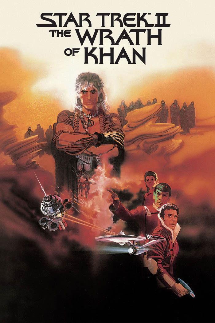 141612-STAR-TREK-II-TH-WRATH-OF-KHAN-William-Wall-Print-Poster-Affiche