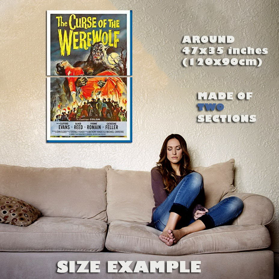 150239-Curse-Of-The-Werewolf-Movie-Wall-Print-Poster-Affiche