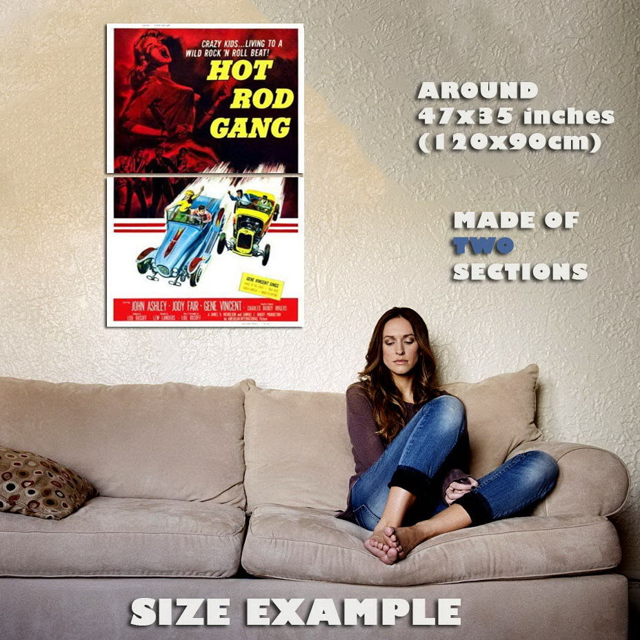 152242-Hot-Rod-Gang-Movie-Wall-Print-Poster-Affiche