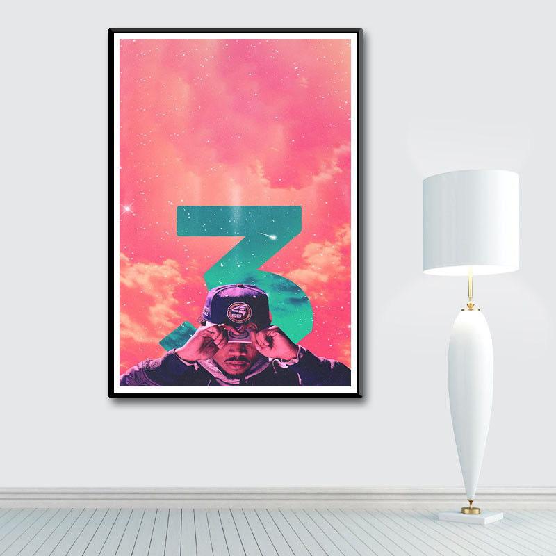 144721-Chanc-HipHop-Pop-Music-Famos-Rapper-Wall-Print-Poster-UK