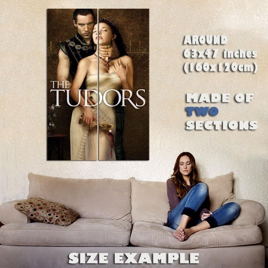 148476-Tudors-The-Wall-Print-Poster-UK