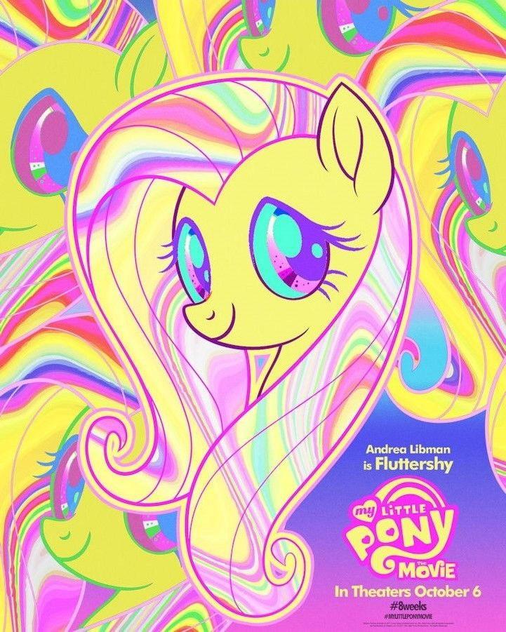Modern My Little Pony Wall Decor Vignette - Art & Wall Decor ...