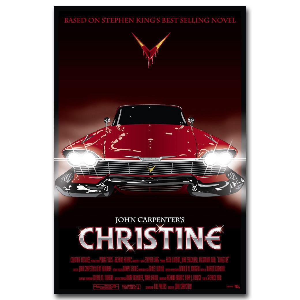 145776 Hot New Christin Classic Film Custom Wall Print Poster Plakat