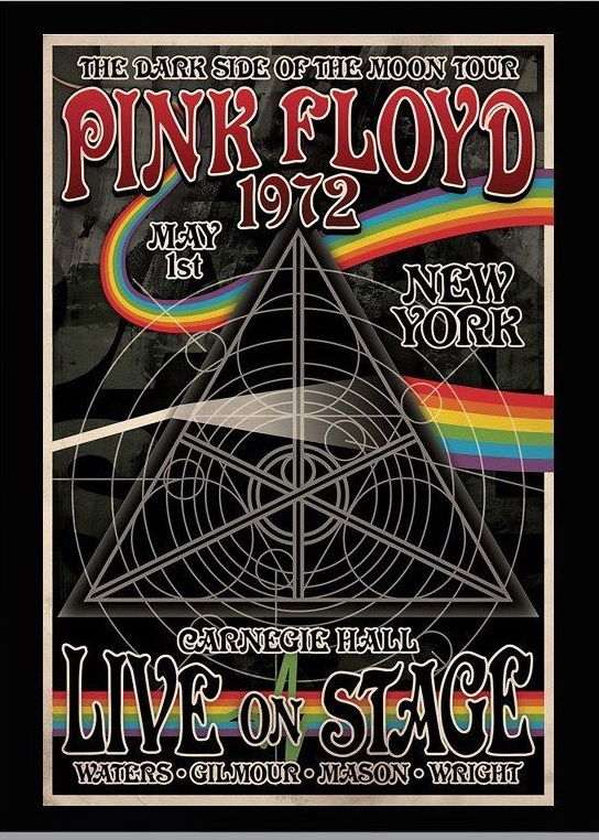 146436-Pink-Floyd-Dark-Side-Of-The-Moon-Tour-1972-Wall-Print-Poster-Affiche