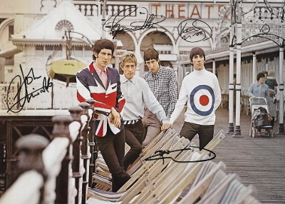 183896 The Who Roger Daltrey Signed Music Decor WALL PRINT POSTER FR