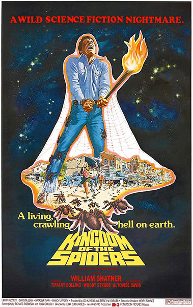 188561-Kingdom-Of-The-Spiders-1977-Movie-Wall-Print-Poster-Affiche