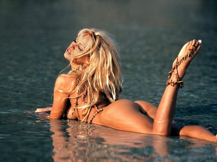 D1363 Pamela Anderson Nude Hottest Women Gigantic Print POSTER
