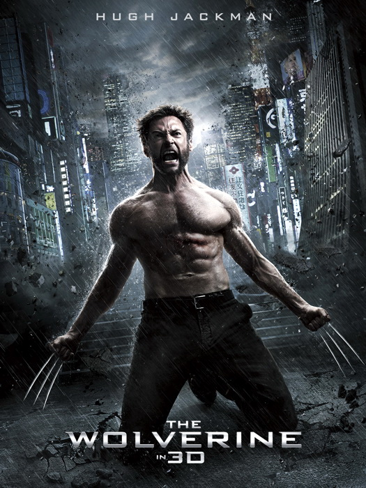 J4367 The Wolverine Hugh Jackman Movie 2013 Print POSTER Plakat