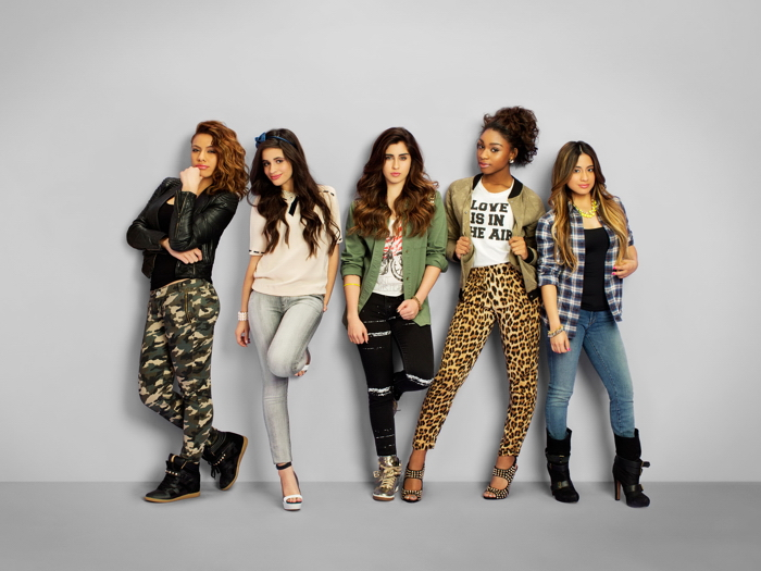 Fifth Harmony Pop Band Music Huge Giant Print POSTER Plakat