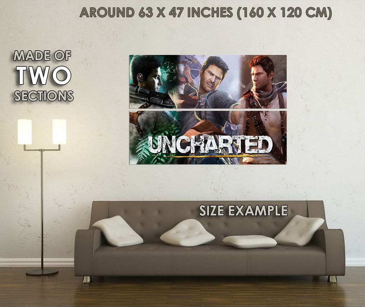 10092-Uncharted-4-A-Thiefs-End-Hot-Game-Art-LAMINATED-POSTER-CA thumbnail 6