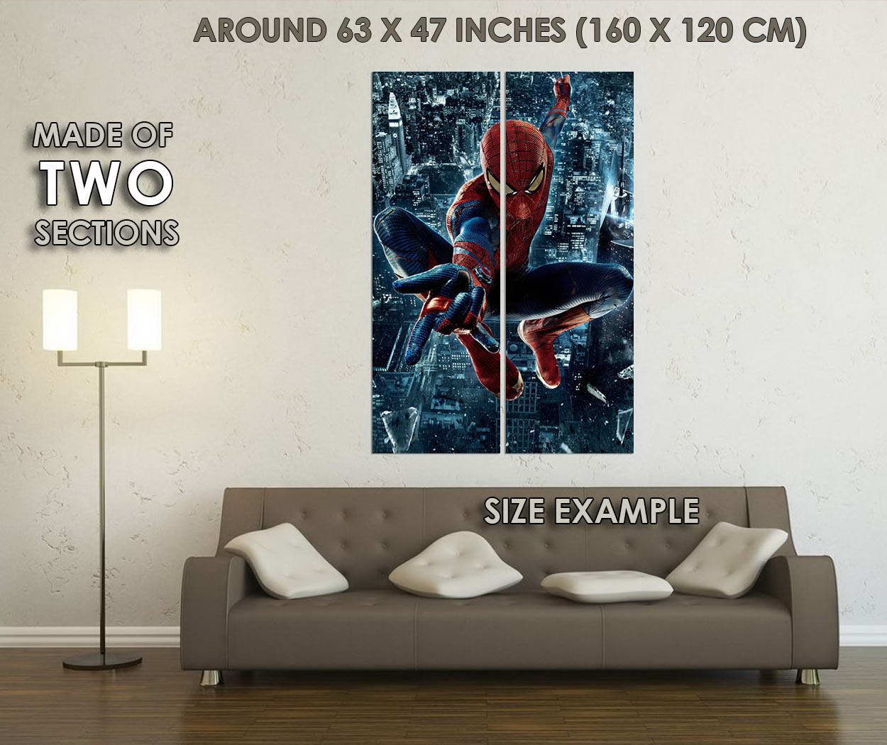 10269-The-Amazing-Spider-Man-Movie-Art-LAMINATED-POSTER-CA thumbnail 6