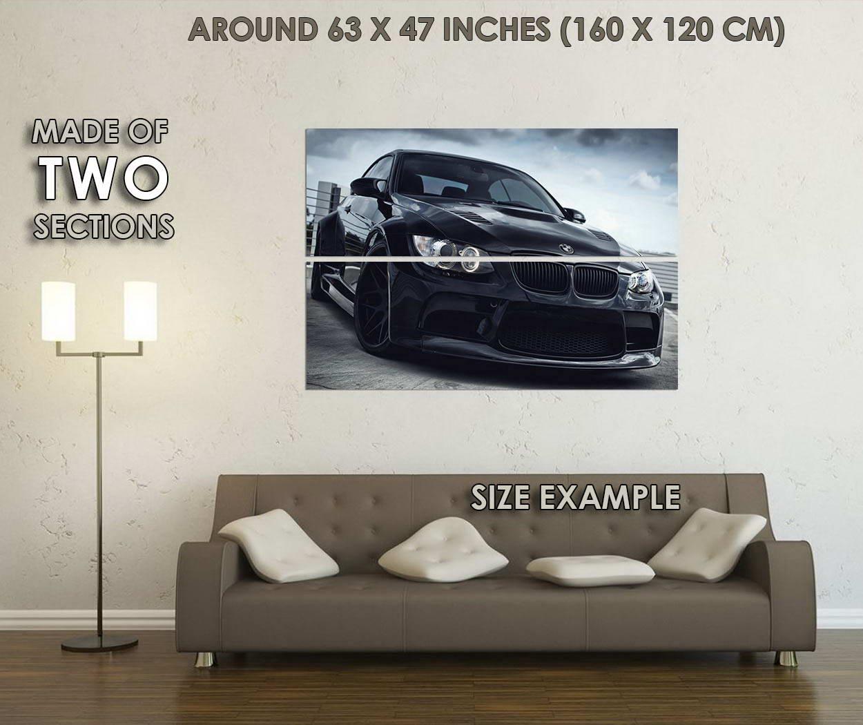 10300-BMW-M3-Supercar-Car-Art-LAMINATED-POSTER-CA thumbnail 6