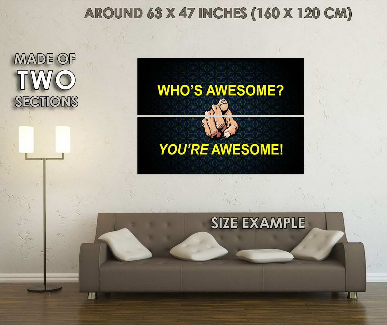 10563-You-Are-Awesome-Motivational-Quotes-LAMINATED-POSTER-CA thumbnail 6