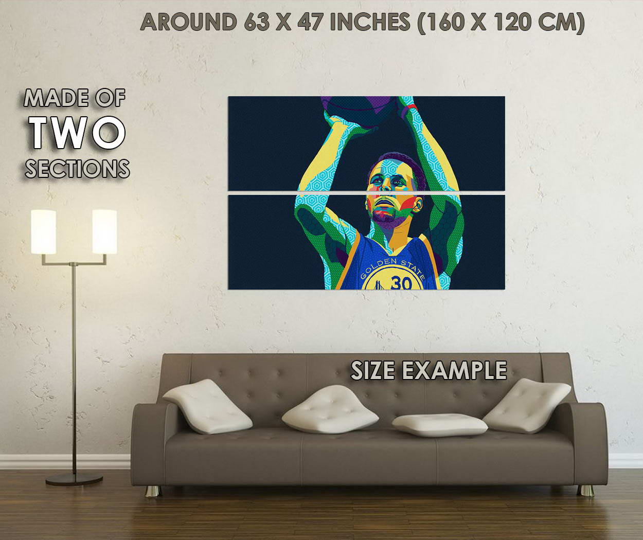 10591-Stephen-Curry-Super-Basketball-Star-LAMINATED-POSTER-CA thumbnail 6