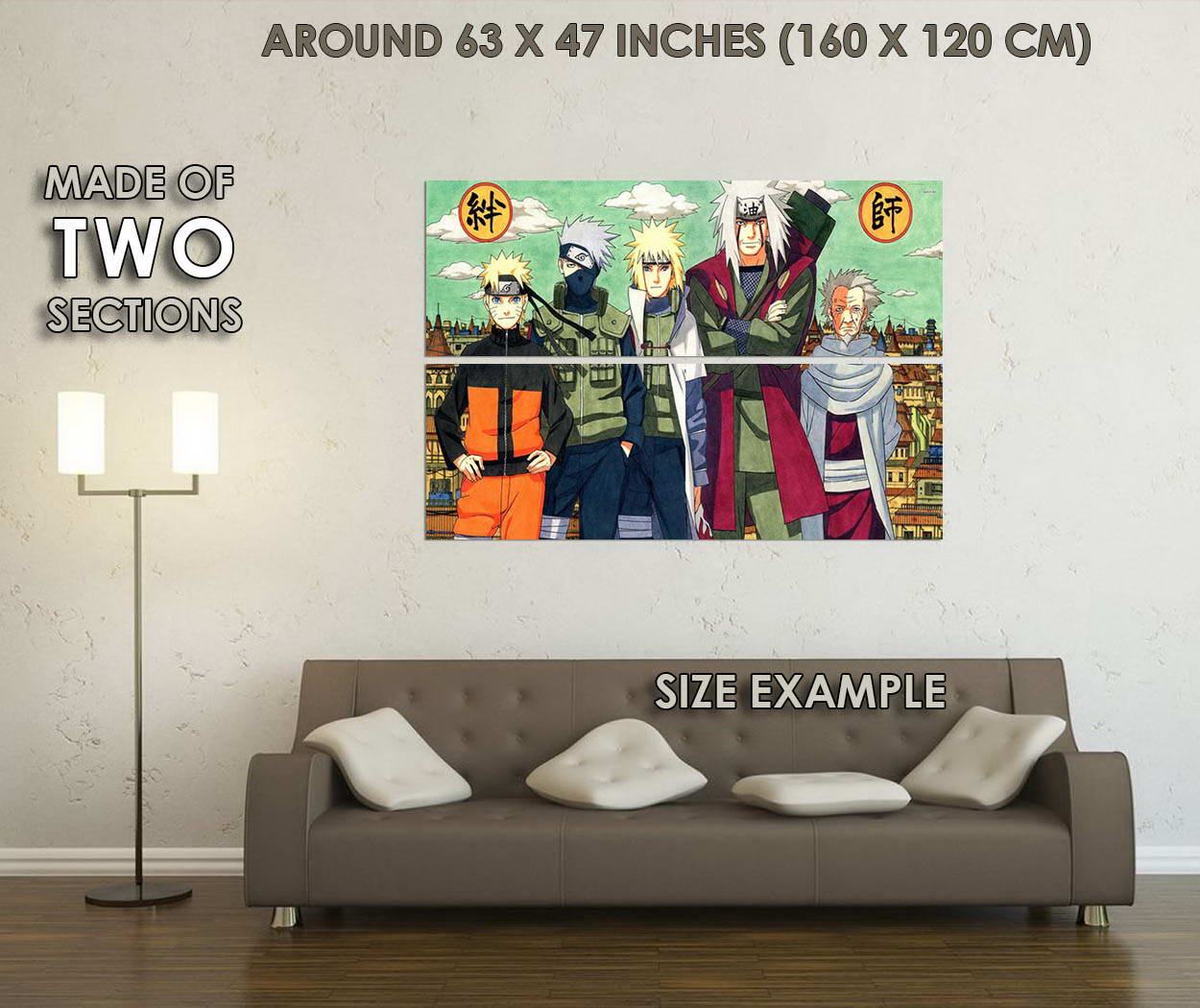 10609-Sasuke-Naruto-Shippuden-Anime-Game-LAMINATED-POSTER-CA thumbnail 6