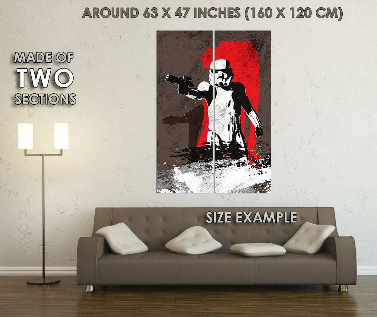 10773-Star-Wars-7-Force-Awakens-Movie-Imperial-Stormtrooper-LAMINATED-POSTER-CA thumbnail 6