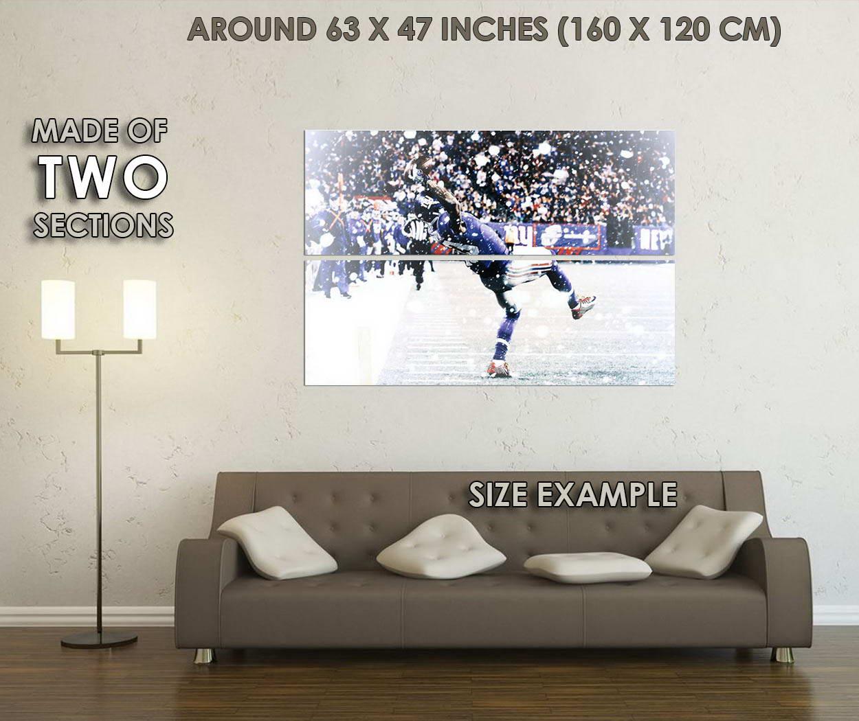 11874-Odell-Beckham-Jr-One-Hand-Catch-Football-Sports-Wall-Print-POSTER-DE Indexbild 6