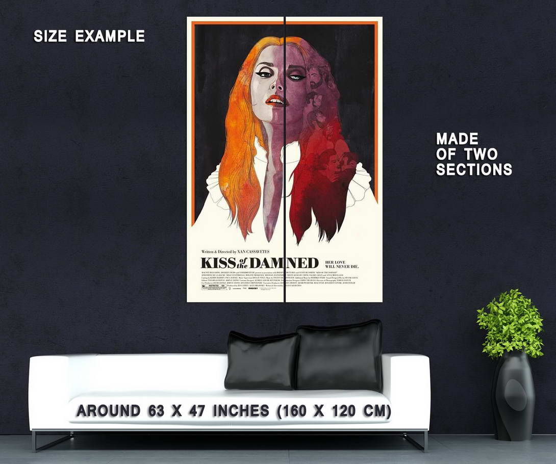 68990-Kiss-of-the-Damned-Movie-Jos-phine-La-Baum-Wall-Print-Poster-Affiche
