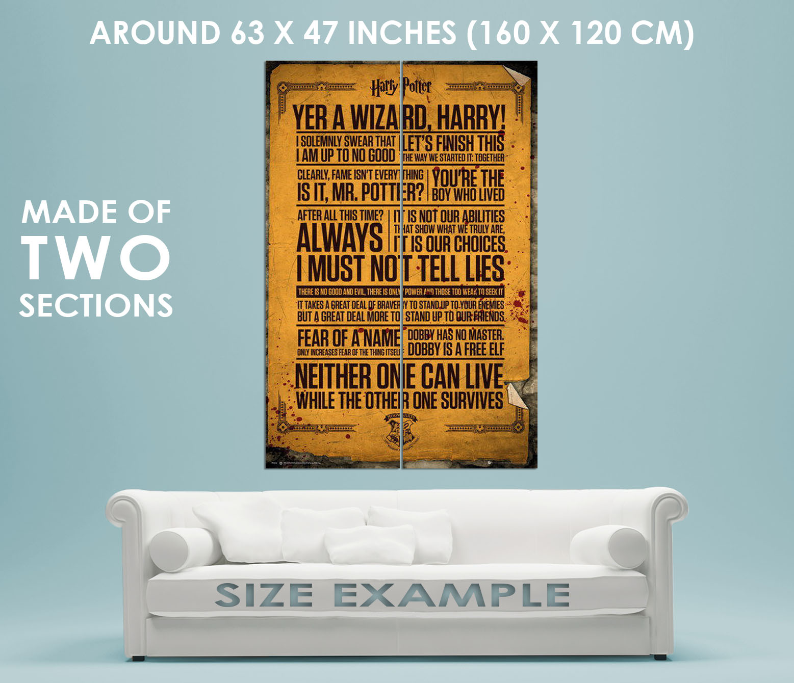91092-HARRY-POTTER-MOVIE-FAMOUS-QUOTES-Decor-WALL-PRINT-POSTER-AU