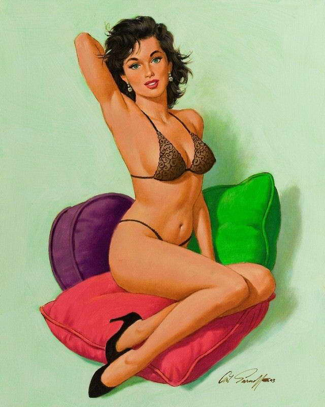 pin Arthur up sarnoff
