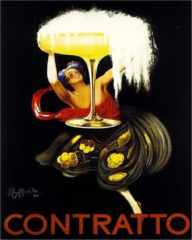 07997 Vintage Francese UF Muro Stampa Poster UK