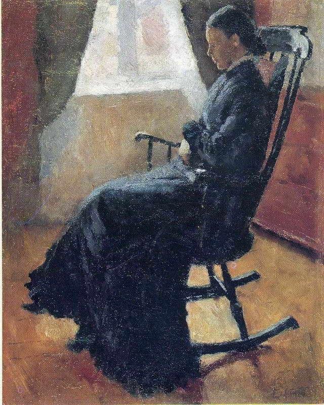 08323 Edvard Munch fine arte della parete Stampa Poster UK