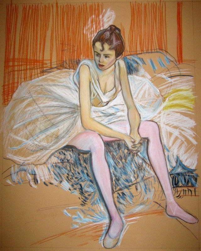 08992 TOULOUSE LAUTREC FINE ART Wall Print POSTER AU