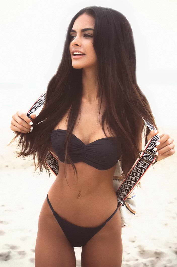 Sophia Miacova Body Mode Hot Sexy Girl Print