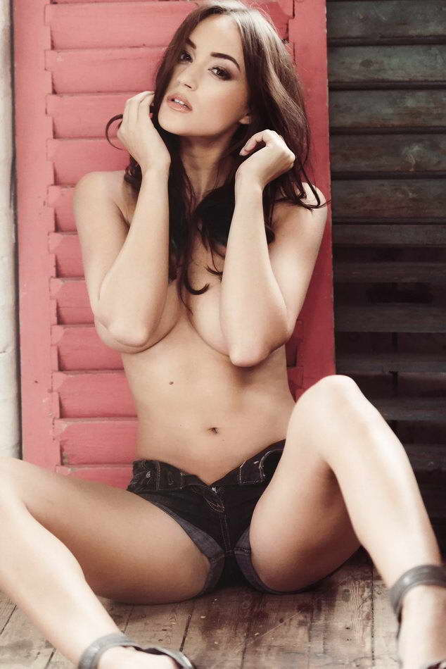 Image Is Loading Sexy Hot Girl Rosie Jones Spread Legs Photo