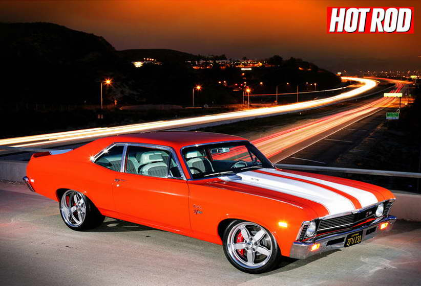 10004 Hot Rod Cars Nice Wall Print POSTER AU