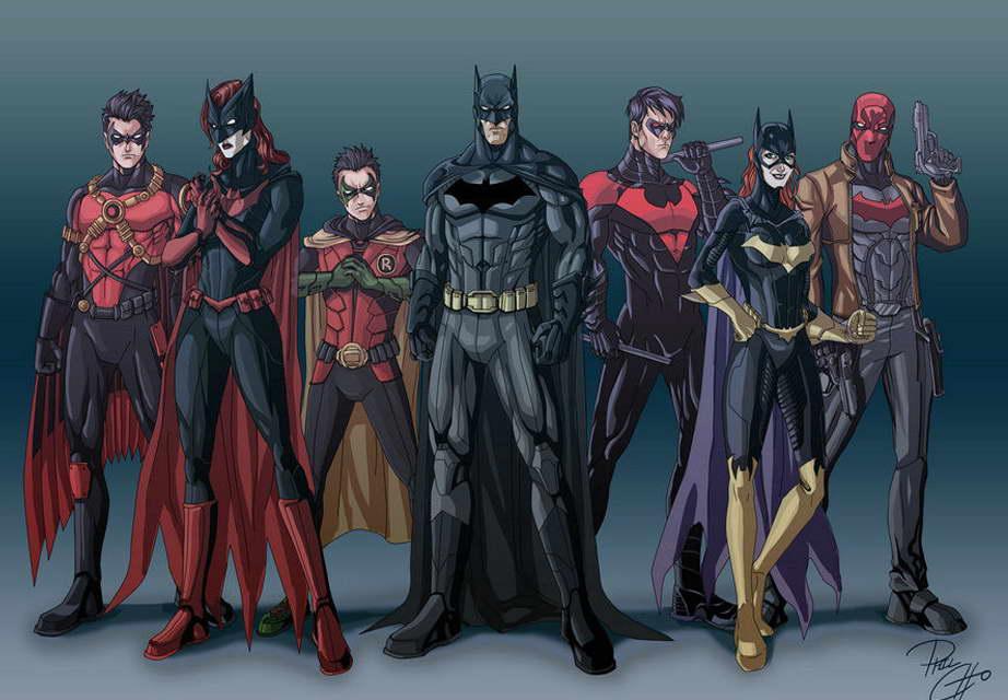 10375 Batman DC Superheroes Comic Catwoman Wall Print POSTER AU