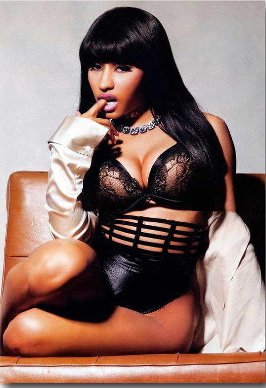 Sexy pictures of niki minaj