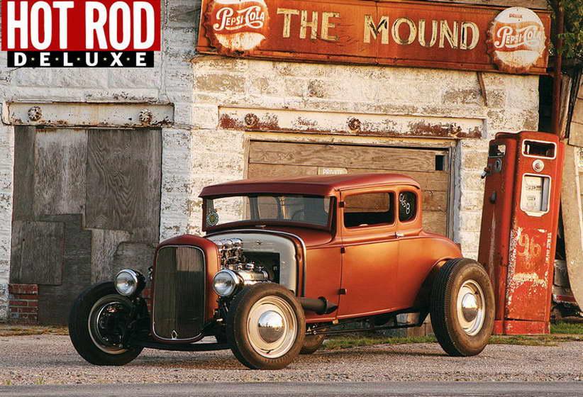 10855 Hot Rod Cars Nice Wall Print POSTER AU