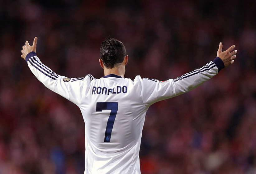 10906 Cristiano Ronaldo Soccer Star Sport Wall Print POSTER AU