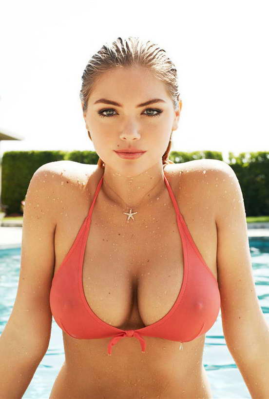 Kate upton is sexy