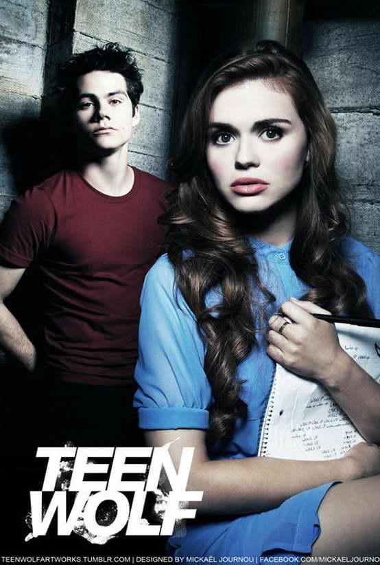 11202 Teen Wolf - American TV Series Poster