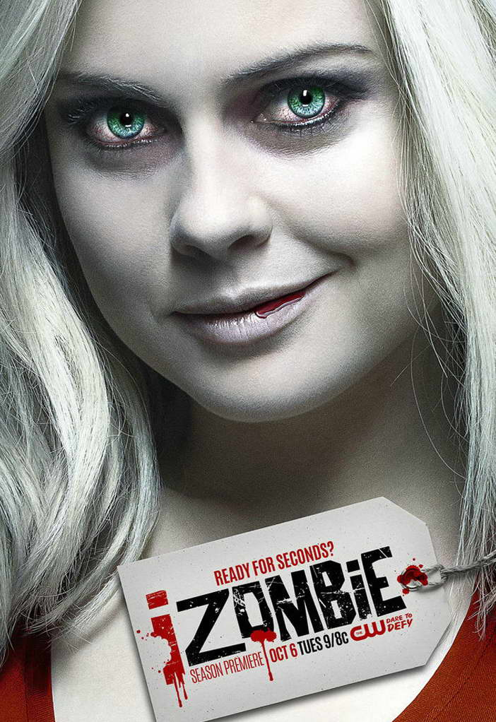 11852 iZombie New TV Series Wall Print POSTER CA