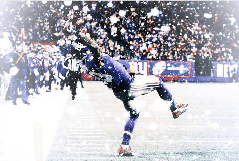 11874-Odell-Beckham-Jr-One-Hand-Catch-Football-Sports-Wall-Print-POSTER-DE