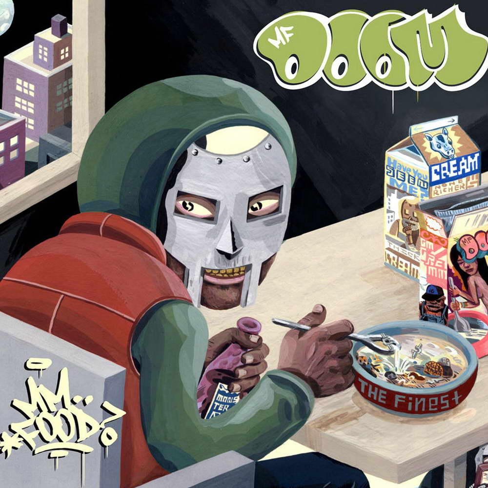 12492 MF DOOM - Daniel Dumile Hip Hop Music Art Wall Print POSTER CA