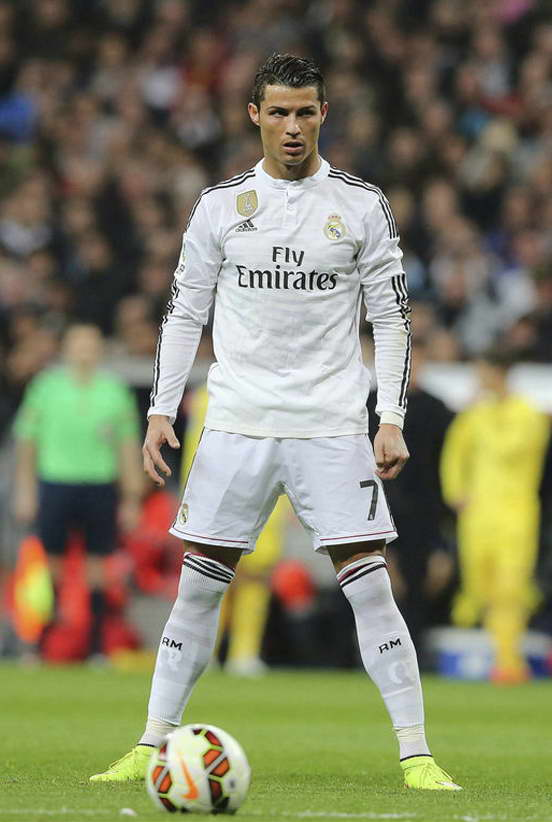 12743 Cristiano Ronaldo Super Soccer Star Sports Art Wall Print POSTER AU